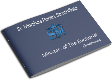 Ministers of The Eucharist Guidelines